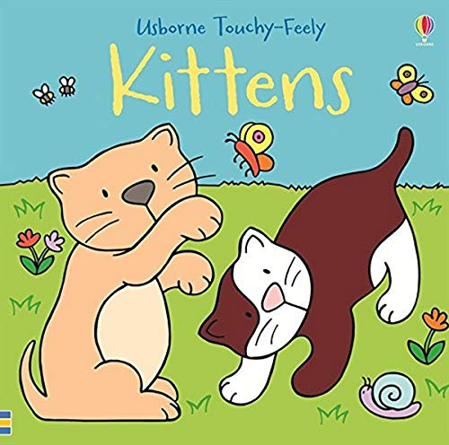 9781409548829: Touchy-Feely Kittens (Touchy-Feely Books)