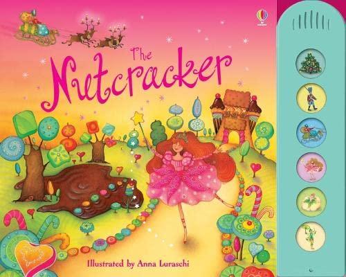 9781409549505: The Nutcracker (Noisy Books)