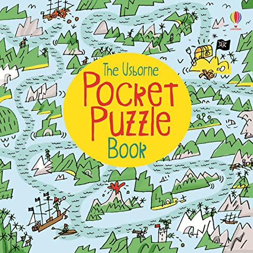 9781409549796: Pocket Puzzle Book (Usborne Pocket Puzzle)
