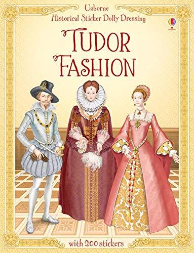 9781409550082: Historical Sticker Dolly Dressing Tudors