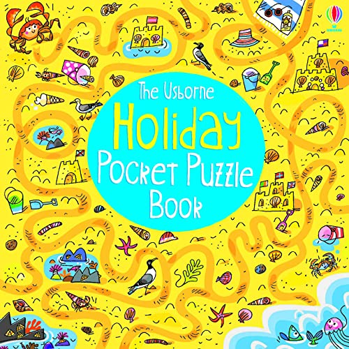 9781409550167: Holiday Pocket Puzzle Book (Pocket Puzzle Books)