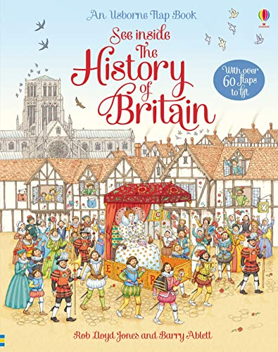 9781409550198: See Inside History of Britain (Usborne See Inside)