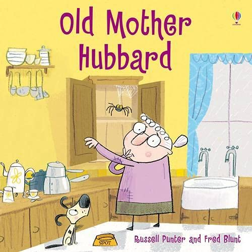 9781409550303: Old Mother Hubbard (Picture Books)