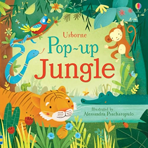 9781409550310: Pop-Up Jungle (Pop Ups)