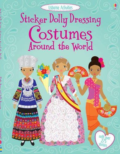 9781409550358: Sticker Dolly Dressing: Costumes Around the World