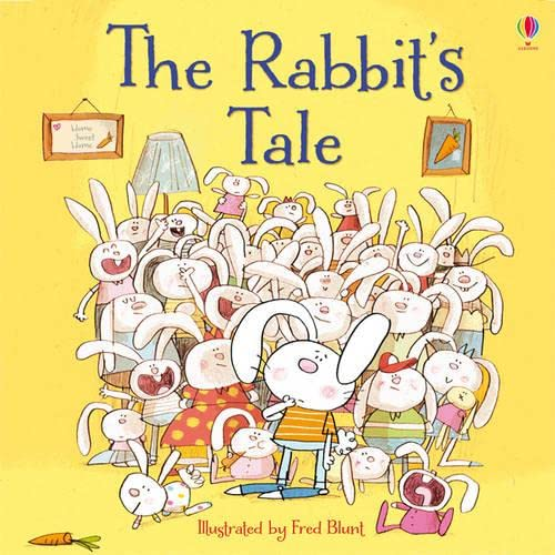 The rabbit's tale (Picture Books): Sims, Lesley