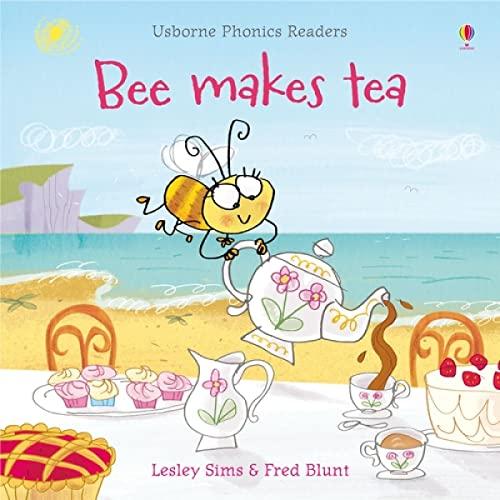 9781409550501: Bee Makes Tea (Usborne Phonics Readers)