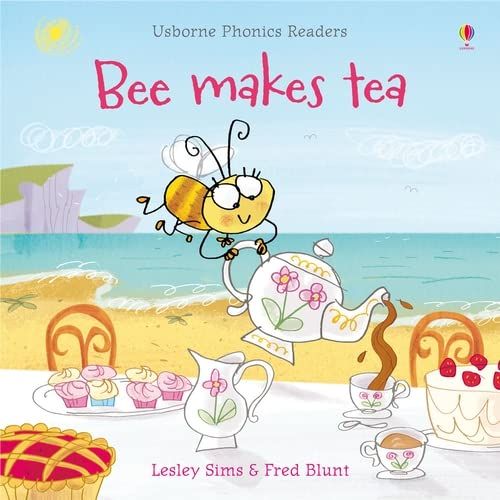 9781409550501: Bee Makes Tea (Usborne Phonics Readers)