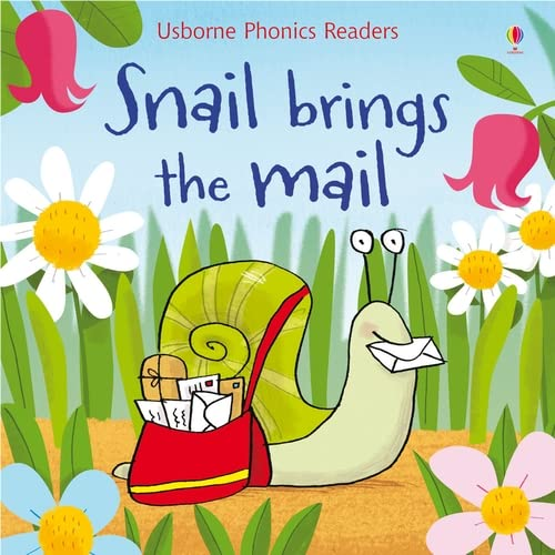 9781409550549: Snail Brings the Mail (Phonics Readers)