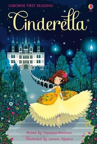 9781409550570: Cinderella (Usborne First Reading)