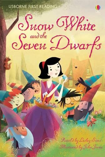 9781409550587: Snow White and the Seven Dwarfs (First Reading Series 4)