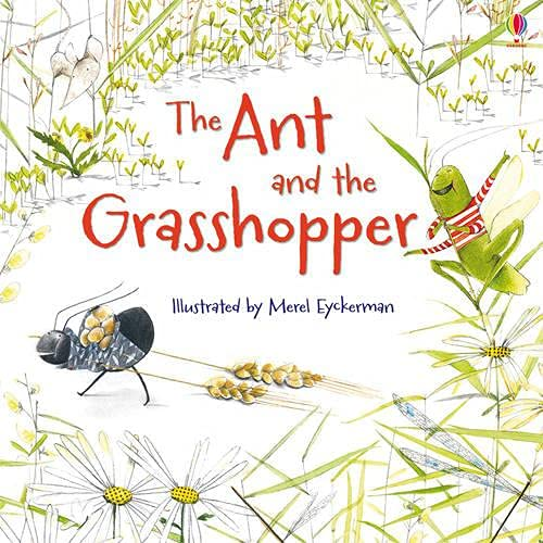 9781409550686: The Ant and the Grasshopper (Picture Books)