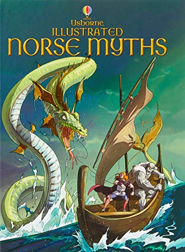 9781409550723: Illustrated Norse Myths (Illustrated Story Collections)