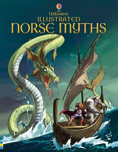 9781409550723: Illustrated Norse Myths