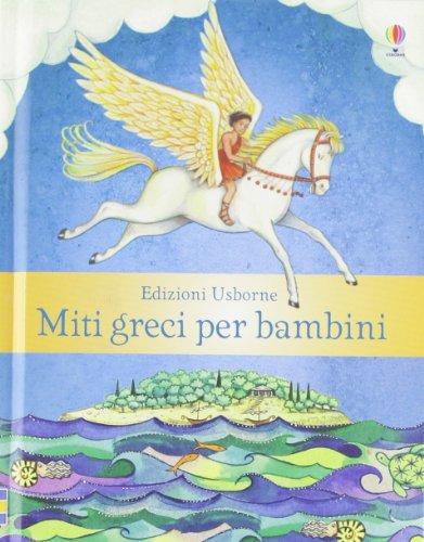 9781409551133: Miti greci per bambini. Mini
