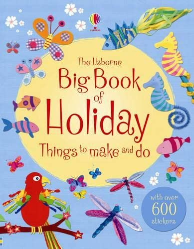9781409551249: The Big Book of Holiday Things to Make and Do (Usborne Things to Make and Do)