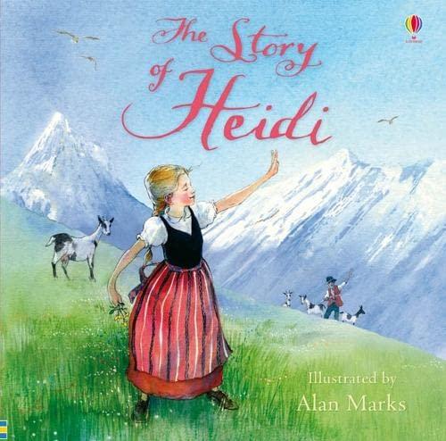 9781409551300: The Story of Heidi