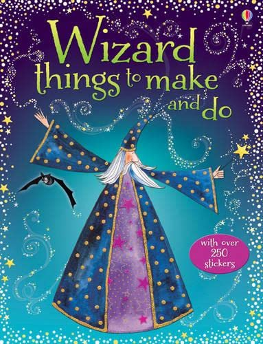 9781409551331: Wizard Things to Make and Do (Usborne Things to Make and Do)