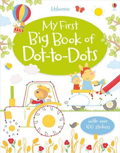 9781409551515: My First Big Book of Dot-to-Dots