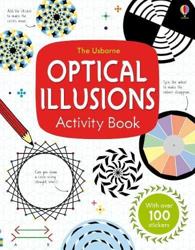 9781409551591: Optical Illusions Activity Book