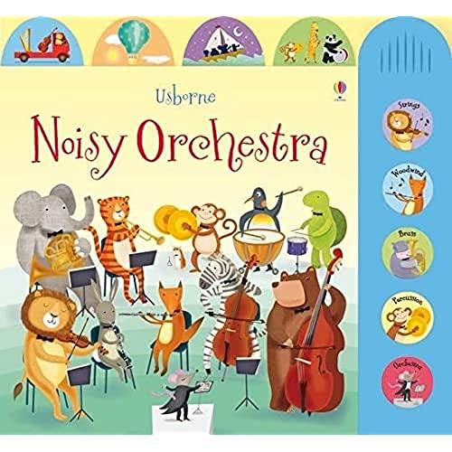 9781409551638: Noisy Orchestra. Noisy Books