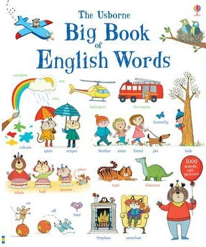 Big Book of English Words: Mairi Mackinnon