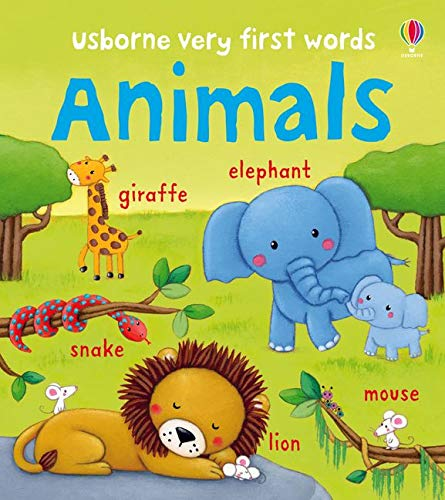 9781409551706: Animals (Very First Words)