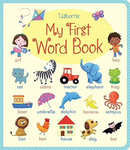 9781409551836: My First Word Book (My First Word Books)