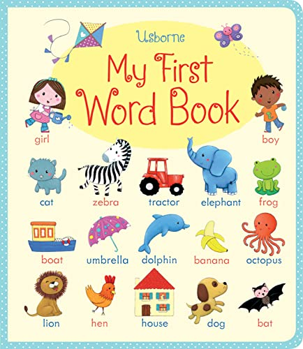 9781409551836: My First Word book (Very First Words)