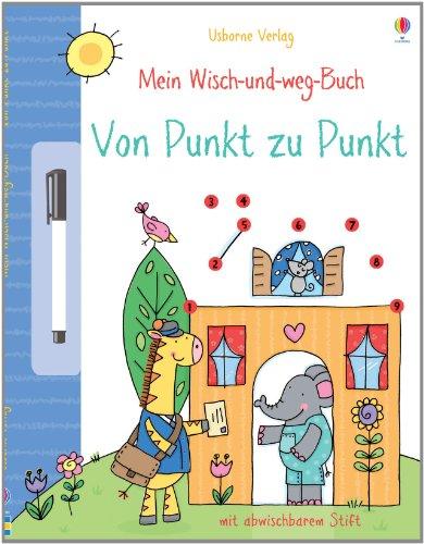 9781409553250: Von Punkt zu Punkt: Mein Wisch- und Weg-Buch