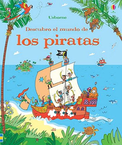 9781409553892: Descubro El Mundo De Los Piratas