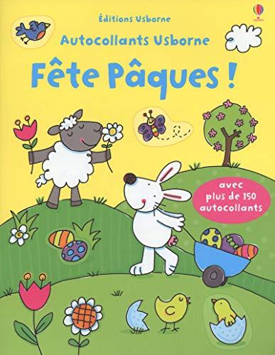 9781409554035: Fête Pâques ! - Autocollants Usborne
