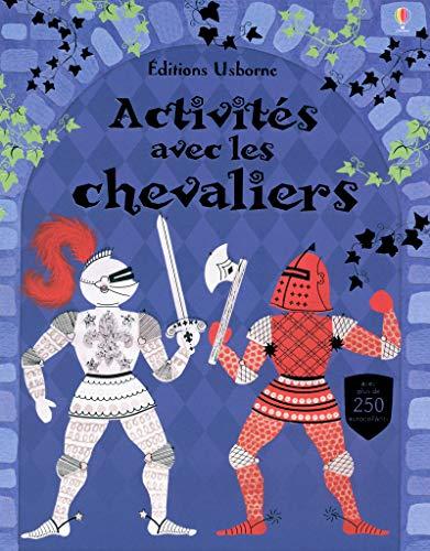 9781409554301: Activités avec les chevaliers