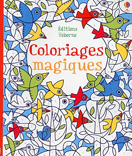 9781409554349: Coloriages magiques