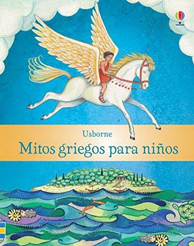 9781409555438: Mitos griegos para niños
