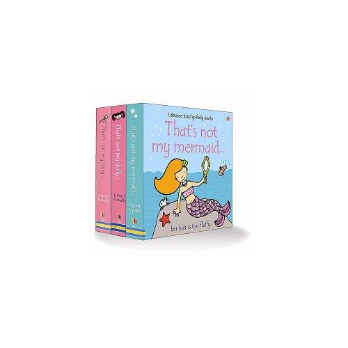9781409555483: That's not my - Girl's Three Pack Book Set [Hardcover] by Fiona Watt