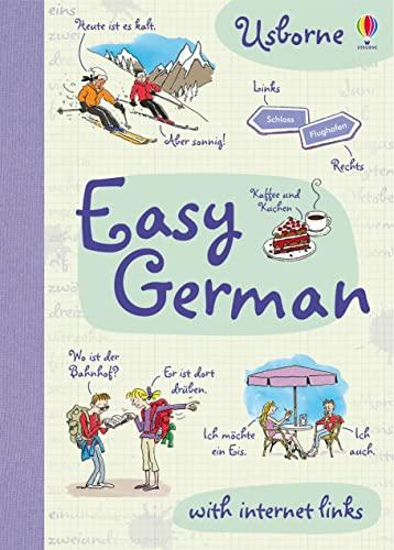 9781409555544: Easy German (Usborne Easy Languages)
