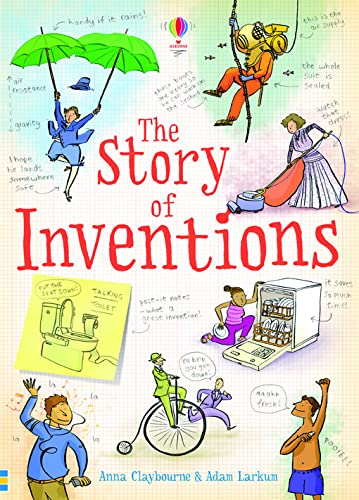 9781409555551: The Story of Inventions