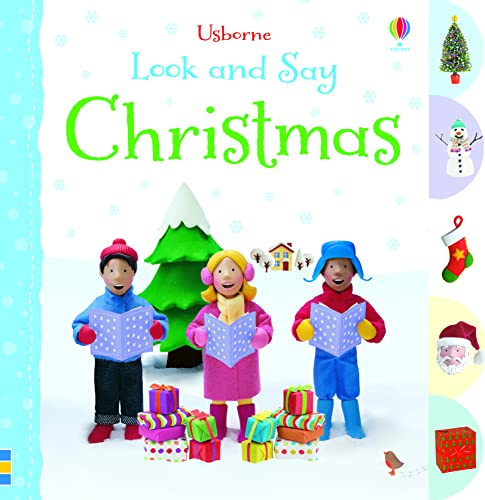 9781409555698: Look and Say: Christmas