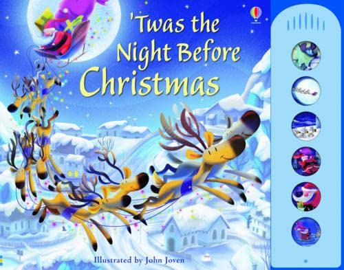 9781409555735: 'Twas the Night Before Christmas (Musical Sound Books)