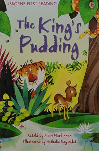 9781409555865: Kings Pudding (First Reading Level 3)