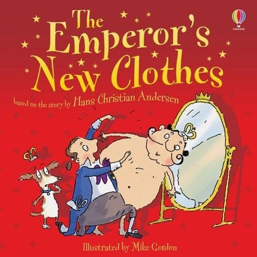 The Emperors New Clothes (Paperback): Susanna Davidson
