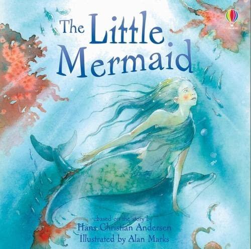 Little Mermaid (Usborne Picture Books): Hans Christian Andersen
