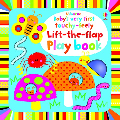 9781409556626: Baby's Very First Touchy-Feely Lift-The-Flap Playbook (Baby's Very First Books)