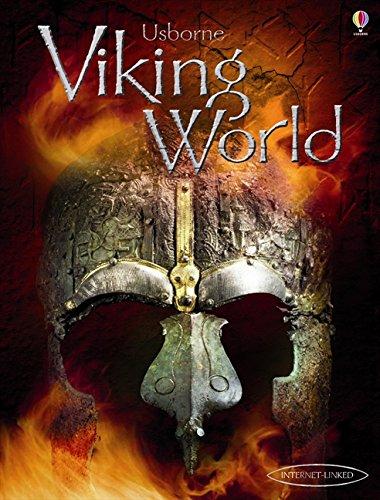 9781409556664: Viking World (Usborne Illustrated World History)