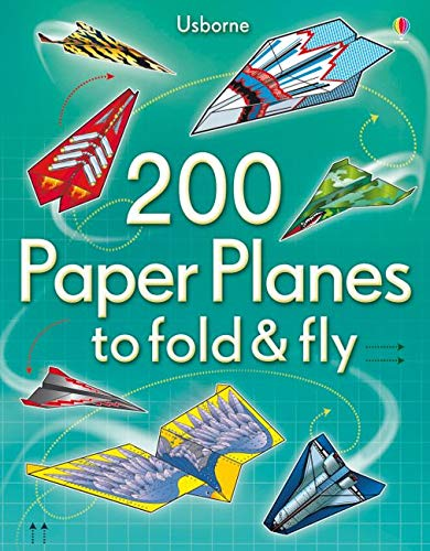 9781409557067: 200 Paper Planes to Fold and Fly