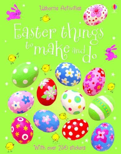 9781409557241: Easter Things to Make and Do