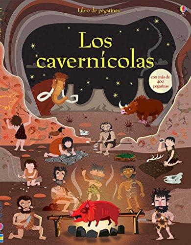 9781409558095: Los Cavernicolas. El Vestuario En Pegatinas