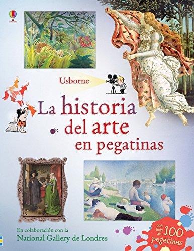 9781409558125: La Historia Del Arte. Libro De Pegatinas