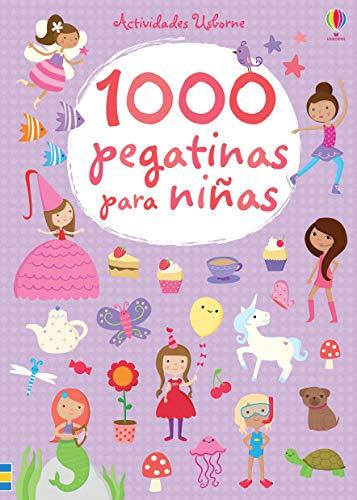 9781409558712: 1000 Pegatinas Para Niñas